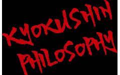 Kyokushin Philosophy