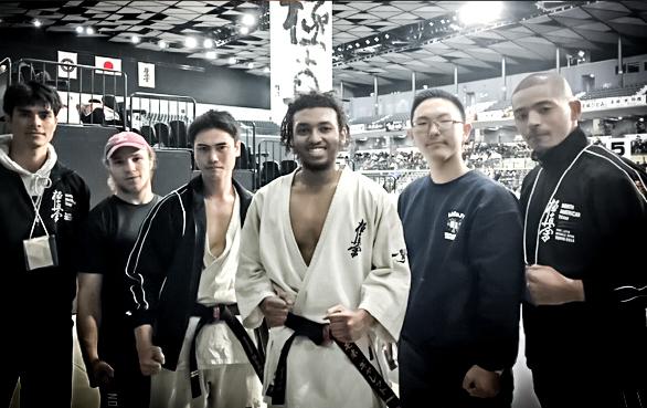 Kyokushin Karate members