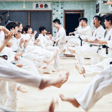 Senbon - kick training