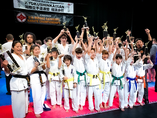 U.S. Weight Category Karate Championships 2019